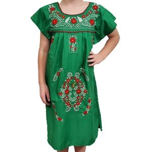 Handmade Mexican Traditional Dress